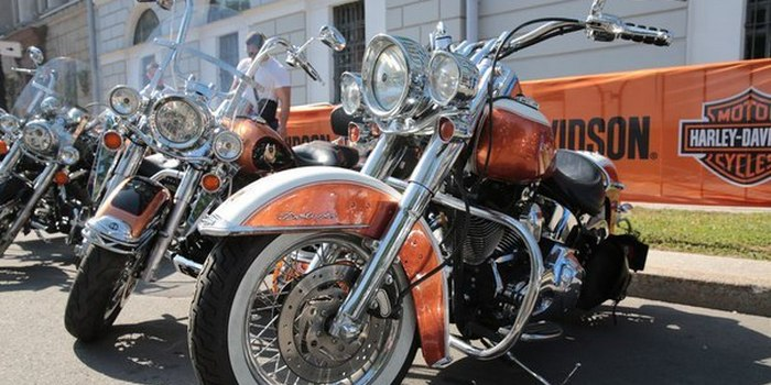 фестиваль Харли Девидсон Harley Days СПб